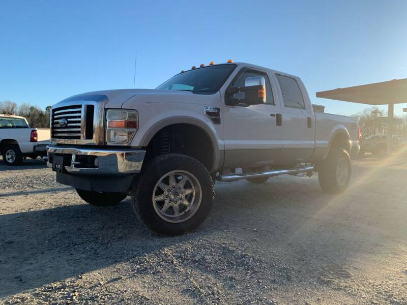 2008 Ford F-250 Super Duty for sale at Charlie's Used Cars in Thomasville NC