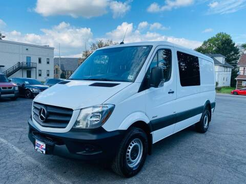 2016 Mercedes-Benz Sprinter Crew for sale at 1NCE DRIVEN in Easton PA
