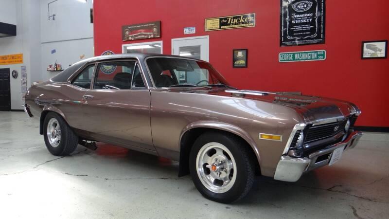 1972 Chevrolet Nova for sale at Klemme Klassic Kars in Davenport IA
