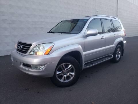 2009 Lexus GX 470 for sale at Positive Auto Sales, LLC in Hasbrouck Heights NJ