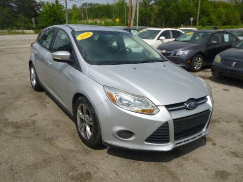 2014 Ford Focus for sale at I57 Group Auto Sales in Country Club Hills IL