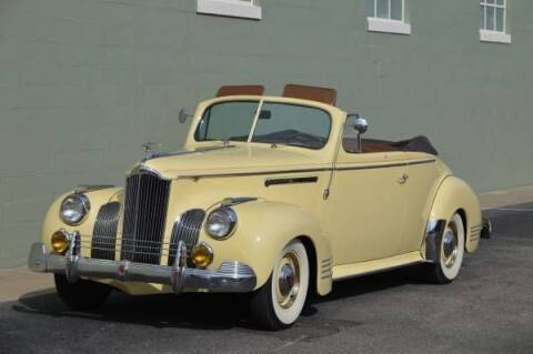1941 Packard 110 for sale at Classic Car Deals in Cadillac MI