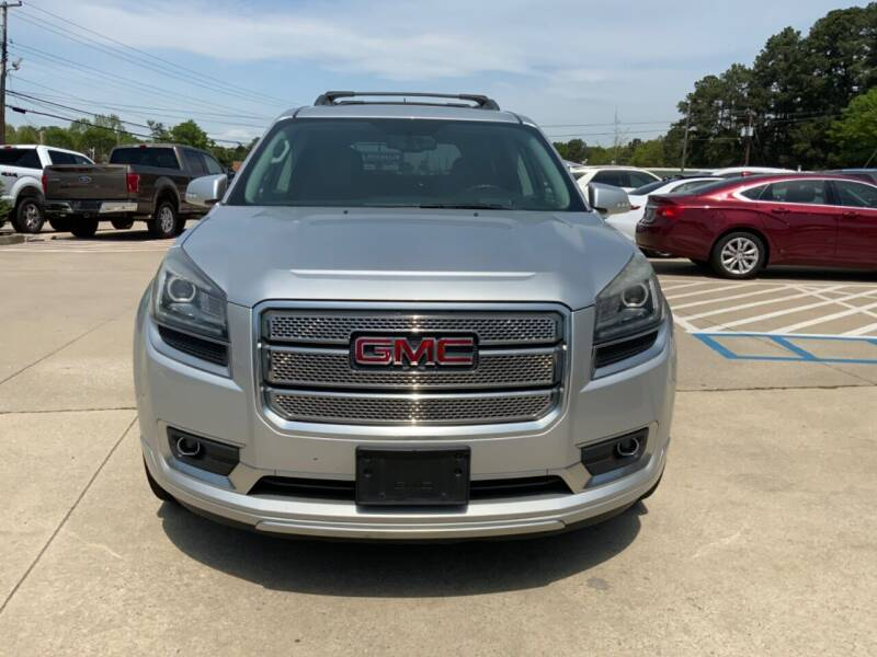 2013 GMC Acadia for sale at A & K Auto Sales in Mauldin SC