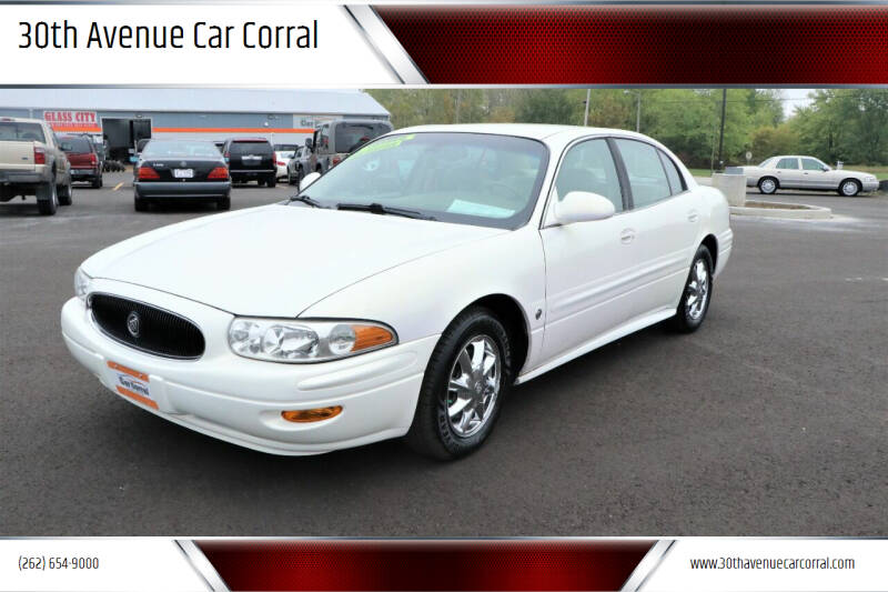 2005 Buick LeSabre for sale at 30th Avenue Car Corral in Kenosha WI
