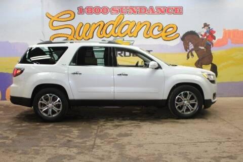 2016 GMC Acadia for sale at Sundance Chevrolet in Grand Ledge MI