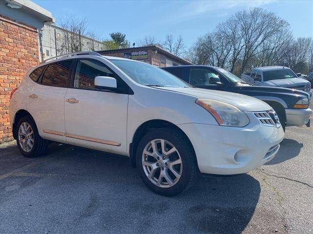 2013 Nissan Rogue for sale at PARKWAY AUTO SALES OF BRISTOL - Roan Street Motors in Johnson City TN