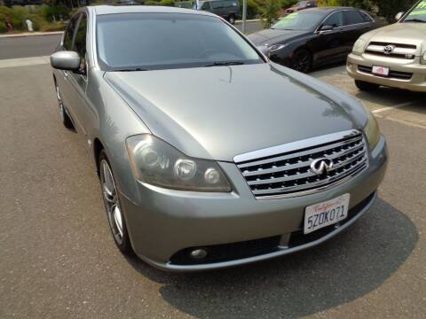 2007 Infiniti M35 for sale at NorCal Auto Mart in Vacaville CA