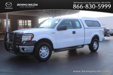 2013 Ford F-150 for sale at Bening Mazda in Cape Girardeau MO