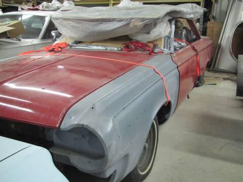 1964 Dodge Polara for sale at MOPAR Farm - MT to Un-Restored in Stevensville MT