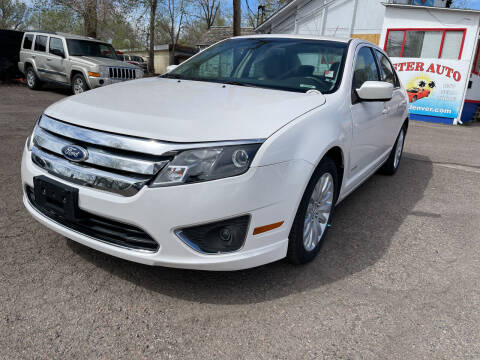 2010 Ford Fusion Hybrid for sale at Mister Auto in Lakewood CO