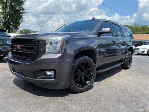 2015 GMC Yukon XL for sale at iDeal Auto in Raleigh NC