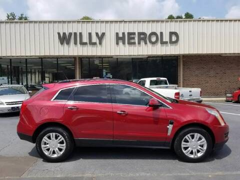 2012 Cadillac SRX for sale at Willy Herold Automotive in Columbus GA