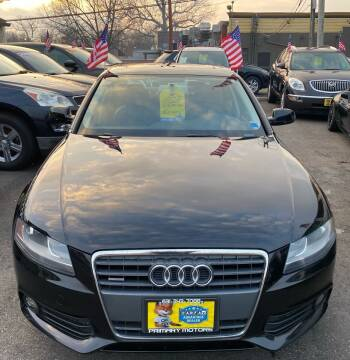 2010 Audi A4 for sale at Primary Motors Inc in Commack NY