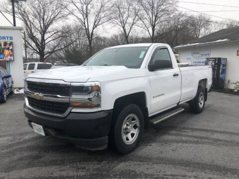 2016 Chevrolet Silverado 1500 for sale at Sports & Imports in Pasadena MD