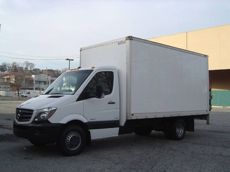 2015 Mercedes-Benz Sprinter Cab Chassis for sale at Reliable Car-N-Care in Staten Island NY
