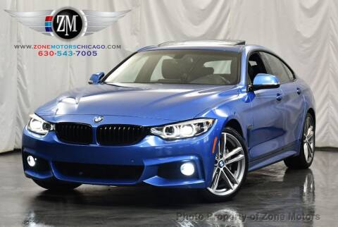 2019 BMW 4 Series for sale at ZONE MOTORS in Addison IL