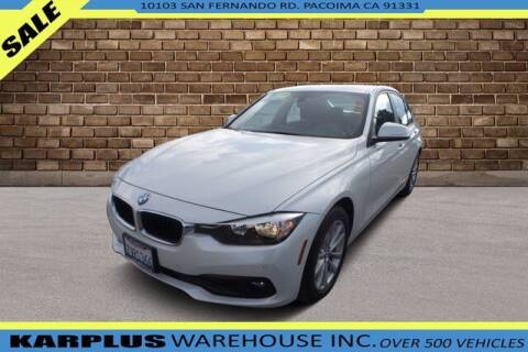 2017 BMW 3 Series for sale at Karplus Warehouse in Pacoima CA