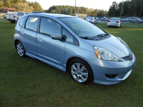 2009 Honda Fit for sale at Jeff's Auto Wholesale in Summerville SC