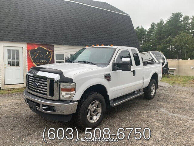 2009 Ford F-350 Super Duty for sale at J & E AUTOMALL in Pelham NH