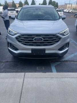 2019 Ford Edge for sale at COYLE GM - COYLE NISSAN - New Inventory in Clarksville IN