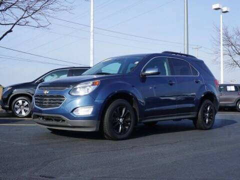 2016 Chevrolet Equinox for sale at BASNEY HONDA in Mishawaka IN