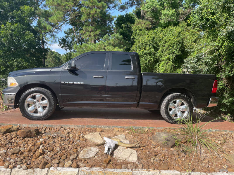 2011 RAM Ram Pickup 1500 for sale at Texas Truck Sales in Dickinson TX