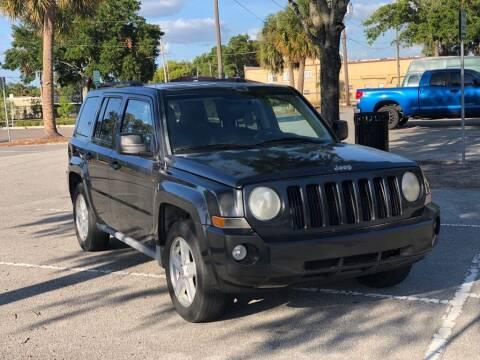 2010 Jeep Patriot for sale at Carlando in Lakeland FL