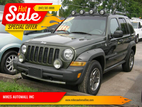 2006 Jeep Liberty for sale at MIKES AUTOMALL INC in Ingleside IL