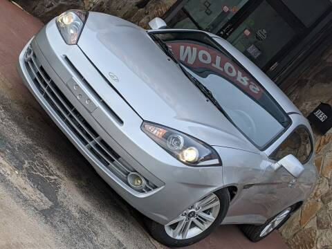 2008 Hyundai Tiburon for sale at Atlanta Prestige Motors in Decatur GA