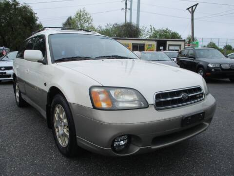 2002 Subaru Outback for sale at Unlimited Auto Sales Inc. in Mount Sinai NY