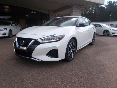 2021 Nissan Maxima for sale at Howell Buick GMC Nissan - New Nissan in Summit MS