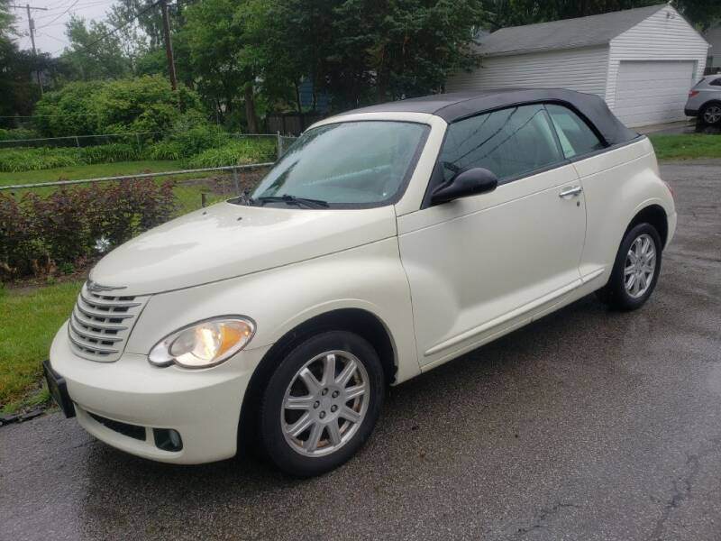 2007 Chrysler PT Cruiser for sale at REM Motors in Columbus OH