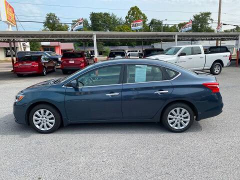 2016 Nissan Sentra for sale at Lewis Used Cars in Elizabethton TN