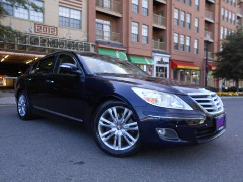 2009 Hyundai Genesis for sale at H & R Auto in Arlington VA