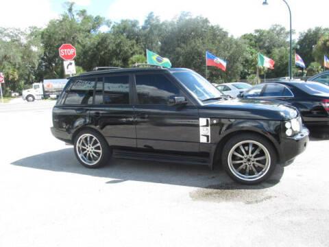 2007 Land Rover Range Rover for sale at Orlando Auto Motors INC in Orlando FL