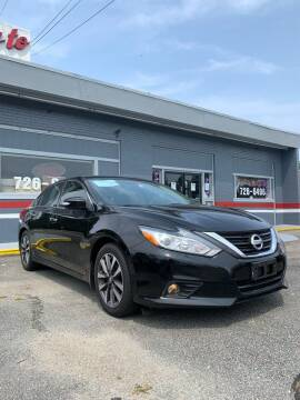 2016 Nissan Altima for sale at City to City Auto Sales in Richmond VA