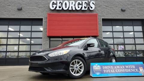 2017 Ford Focus for sale at George's Used Cars - Pennsylvania & Allen in Brownstown MI