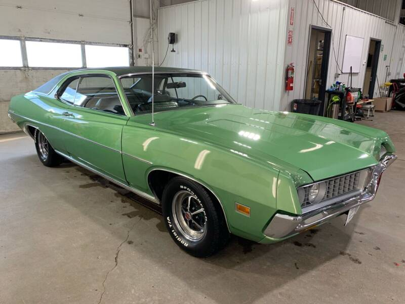 1971 Ford Torino for sale at Premier Auto in Sioux Falls SD