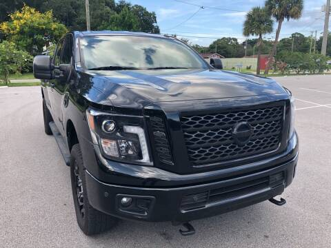 2018 Nissan Titan XD for sale at Consumer Auto Credit in Tampa FL