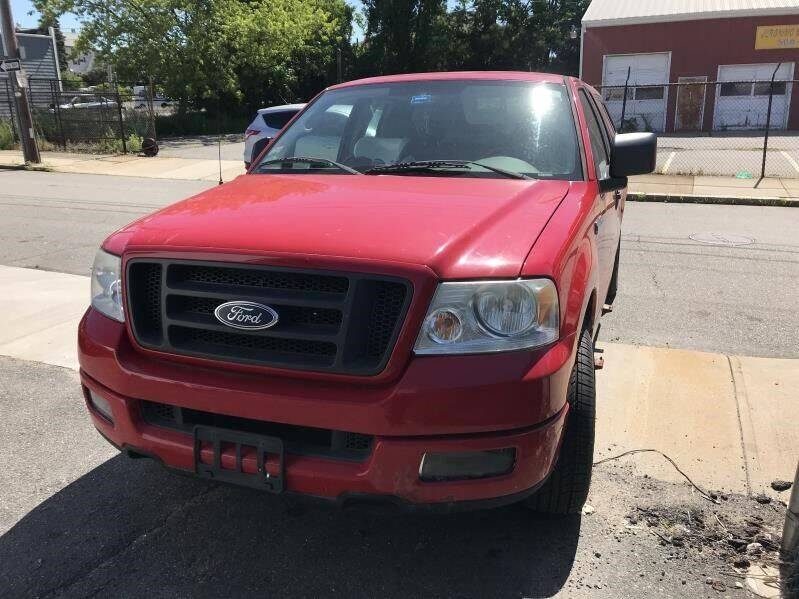 2005 Ford F-150 for sale in Fall River, MA