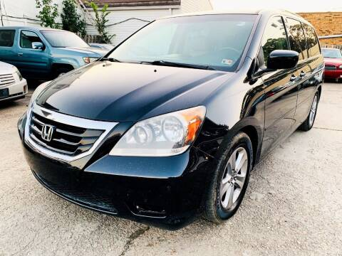 2008 Honda Odyssey for sale at Auto Space LLC in Norfolk VA