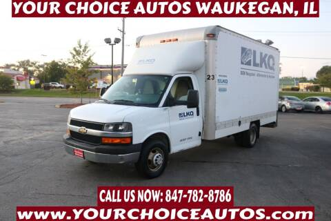 2013 Chevrolet Express Cutaway for sale at Your Choice Autos - Waukegan in Waukegan IL