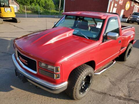 1995 GMC Sierra 1500 for sale at Franklyn Auto Sales in Cohoes NY