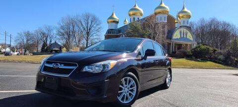2013 Subaru Impreza for sale at Car Leaders NJ, LLC in Hasbrouck Heights NJ