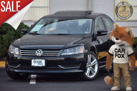2014 Volkswagen Passat for sale at JDM Auto in Fredericksburg VA