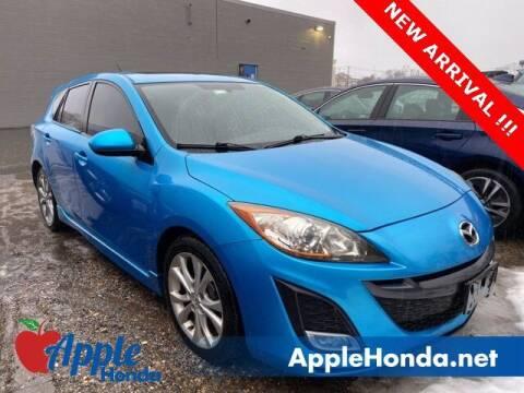 2011 Mazda MAZDA3 for sale at APPLE HONDA in Riverhead NY