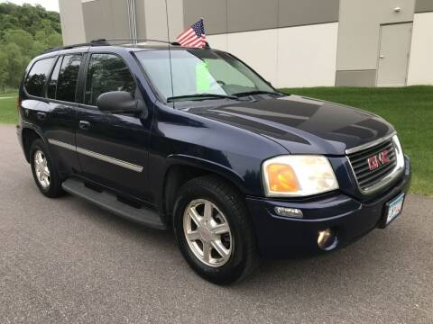2007 GMC Envoy for sale at Angies Auto Sales LLC in Newport MN