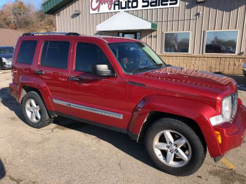 2010 Jeep Liberty for sale at Gilly's Auto Sales in Rochester MN