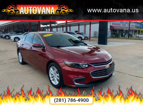 2017 Chevrolet Malibu for sale at AutoVana in Humble TX