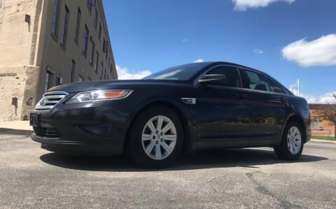 2010 Ford Taurus for sale at Budget Auto Sales Inc. in Sheboygan WI